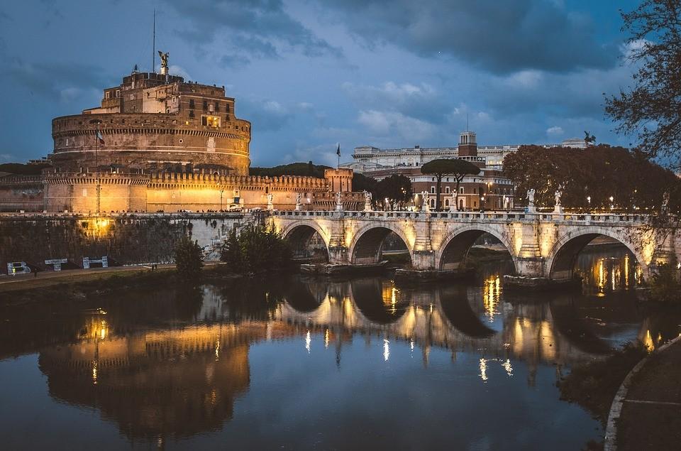 Рим туризм