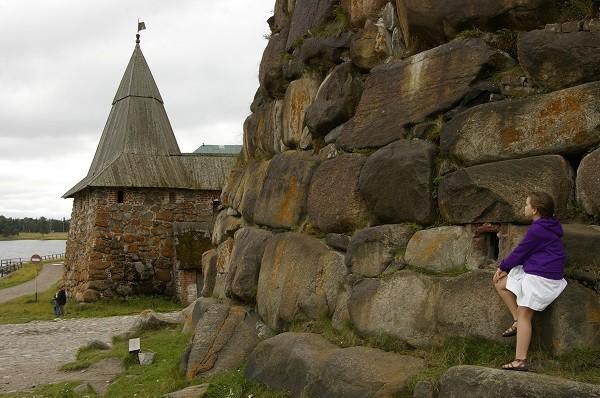 Монастырь на Соловках