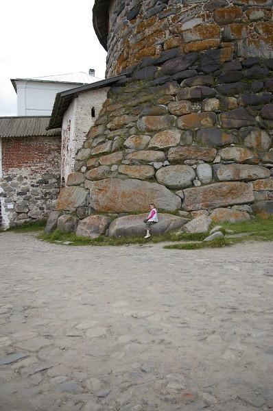 Соловецкая крепость