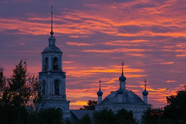 Храмы Переславля
