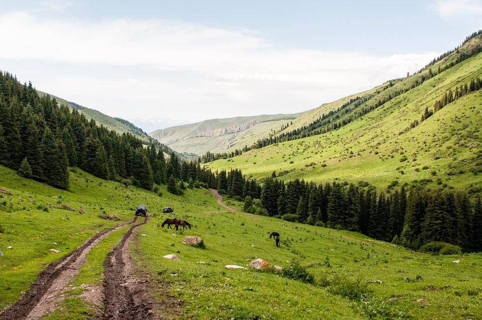 Туризм в Киргизии