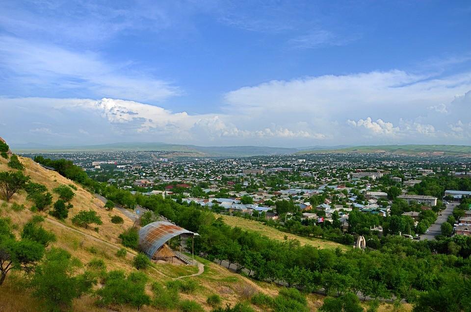 туризм киргизия