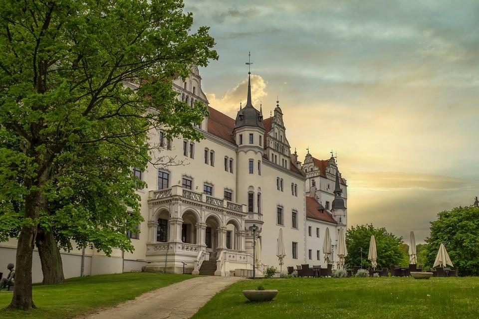 Уккермарк замок
