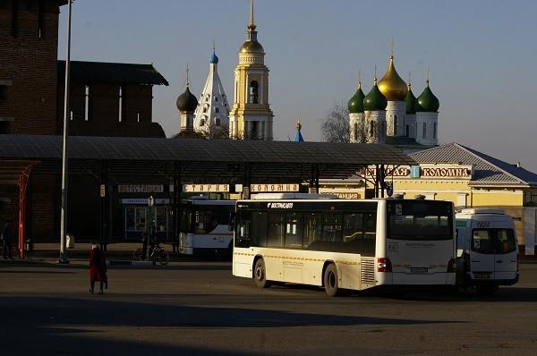 Коломна - исторический и духовный центр Подмосковья