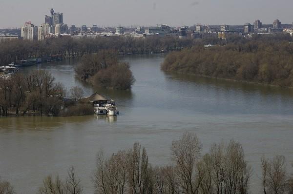 Белград Дунай