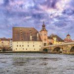 Регенсбург в Германии — достопримечательности, интересные места