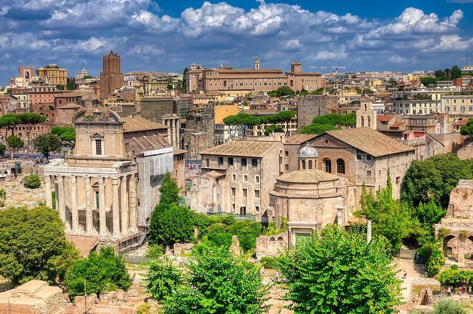 города Италии для туризма