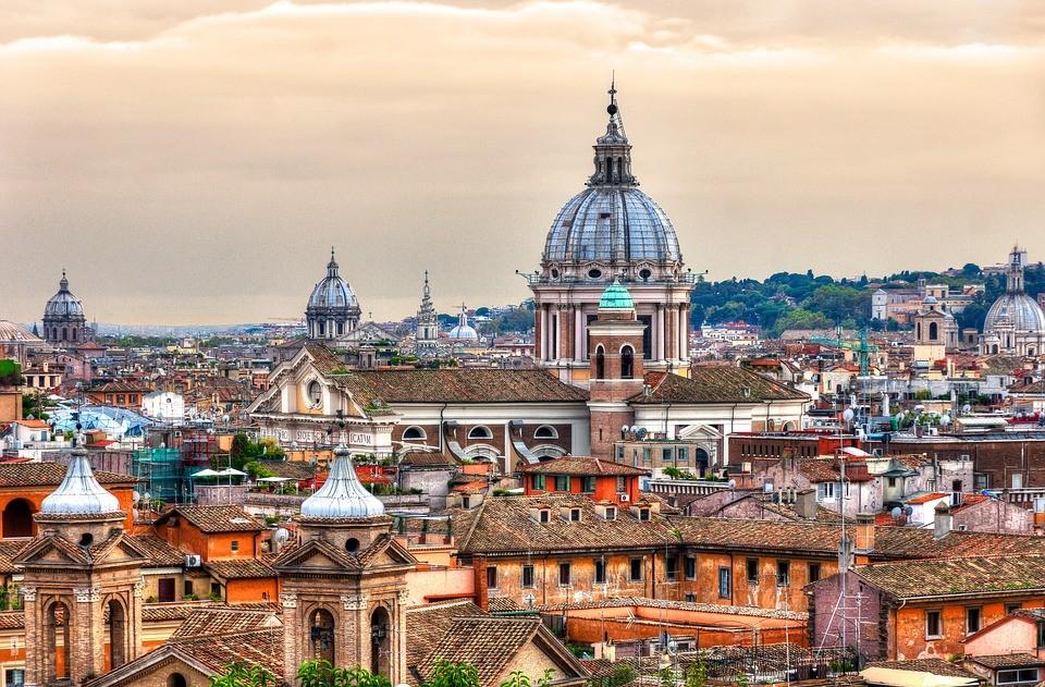 отдых в Риме Италия