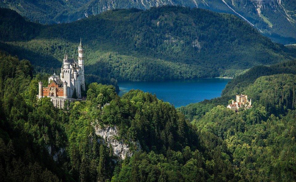 Замок Кристин Германия