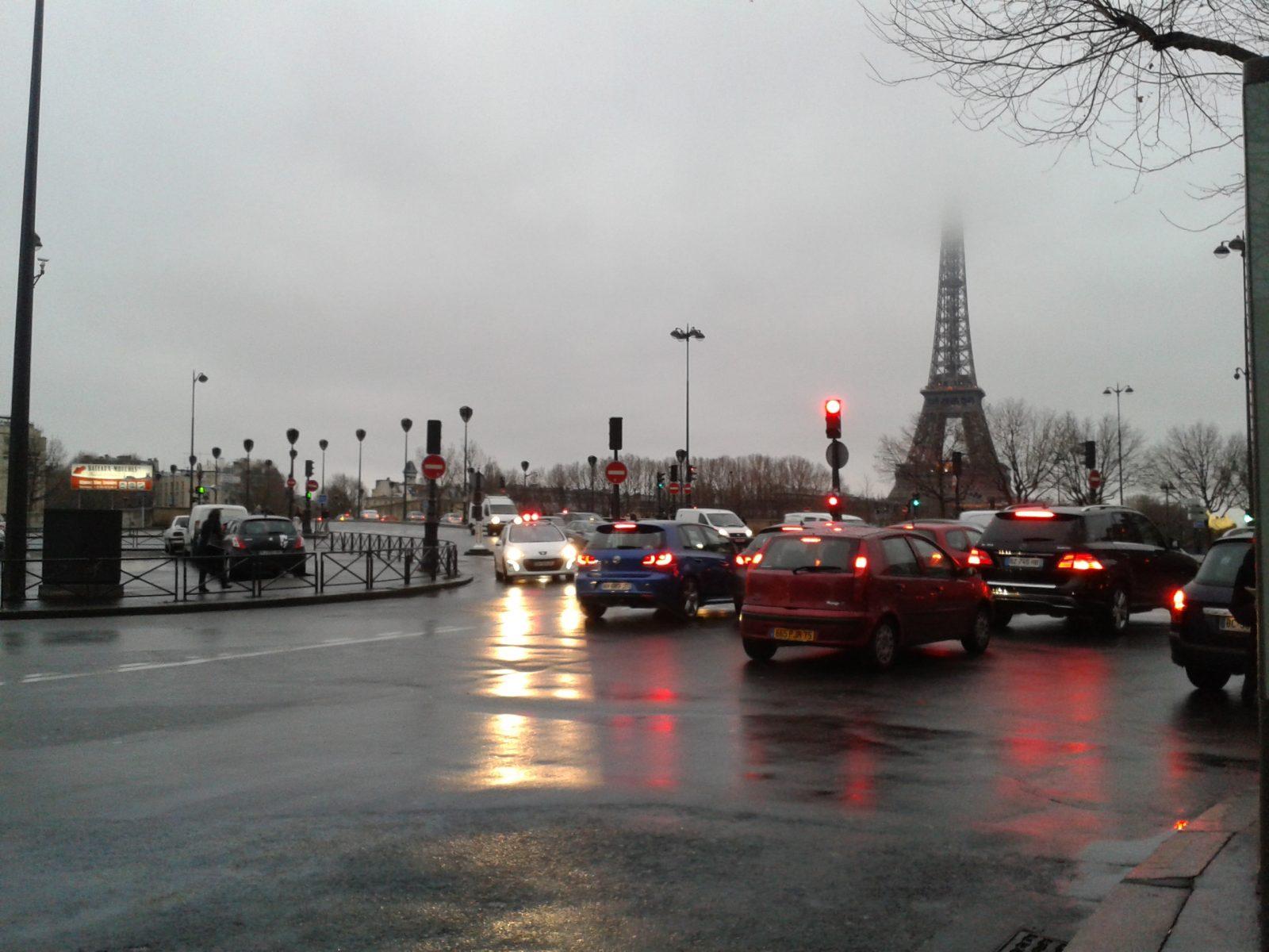 Париж — столица Франции