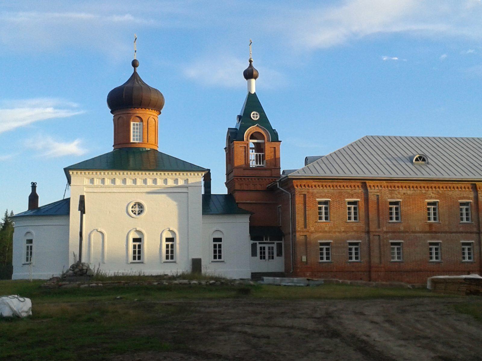 Соловецкий монастырь — сокровище Архангельской области